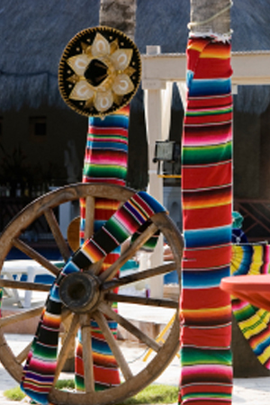 Mexicaanse decoratie